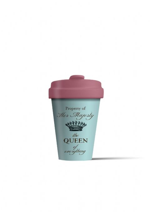 QUEENS BAMBOO CUP